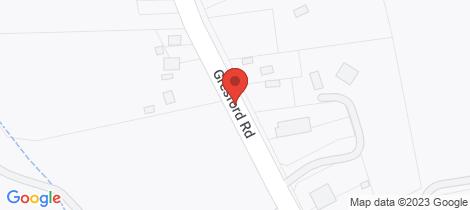 Location map for 41 Mackellar Dr Vacy