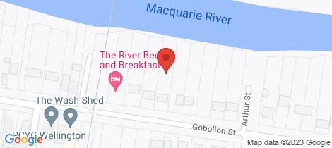 Location map for 70 Gobolion Street Wellington