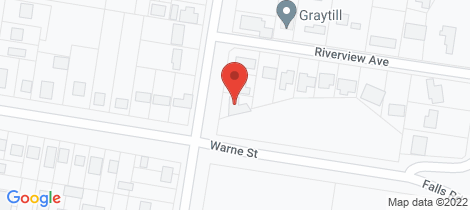 Location map for 28 Marsh Street Wellington