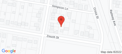 Location map for 66 Zouch Street Wellington