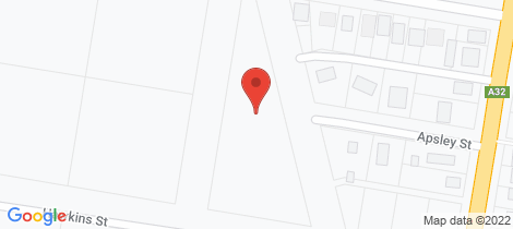 Location map for 210 Percy Street Wellington