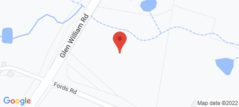 Location map for 13 Fords Road Clarence Town