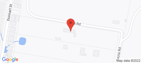 Location map for 37 Kezia Road Oakhampton