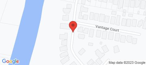Location map for 15 Riverside St Bolwarra