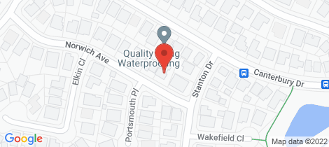 Location map for 1/4 Norwich Avenue Raworth