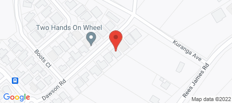 Location map for 150 Dawson Road Raymond Terrace