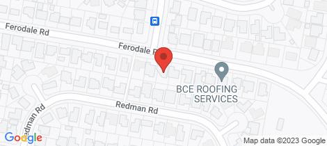 Location map for 96 Ferodale Road Medowie