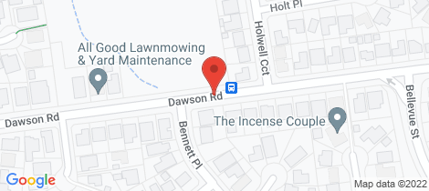 Location map for 115 Dawson Road Raymond Terrace