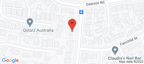 Location map for 10 Beaton Ave Raymond Terrace