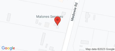 Location map for 653 Medowie Road Medowie