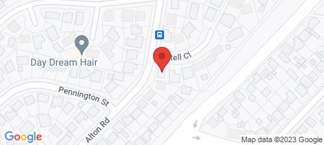 Location map for 88 Alton Road Raymond Terrace