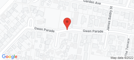 Location map for 5/28 Gwen Pde Raymond Terrace