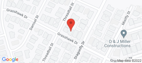 Location map for 30 Grasshawk Drive Chisholm
