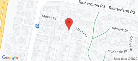 Location map for 15 Moxey Close Raymond Terrace