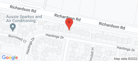 Location map for 59 Hastings Drive Raymond Terrace