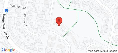 Location map for 6/8 Mosman Place Raymond Terrace