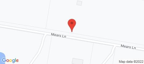 Location map for 85 Mears Lane Keinbah