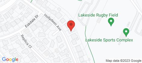 Location map for 2/19 HOLLYDEEN AVENUE Raymond Terrace