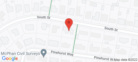 Location map for 82 South Street Medowie