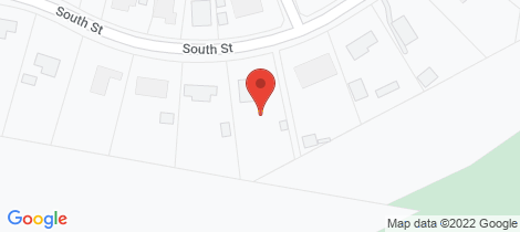 Location map for 22 South Street Medowie