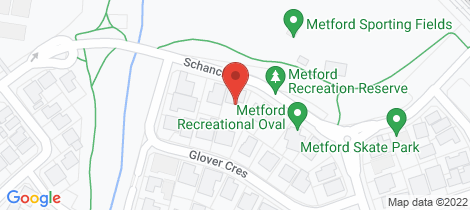 Location map for 75 Schanck Drive Metford