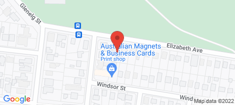 Location map for 47 Elizabeth Avenue Raymond Terrace