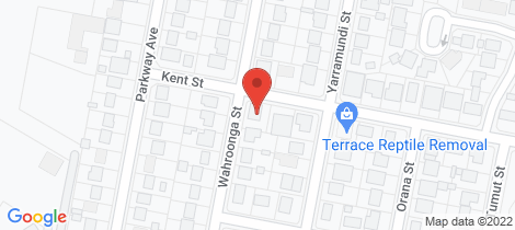 Location map for 49 Wahroonga Street Raymond Terrace