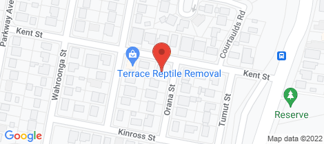 Location map for 2 Orana Street Raymond Terrace