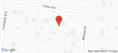 Location map for 15 Tonia Ave Salt Ash
