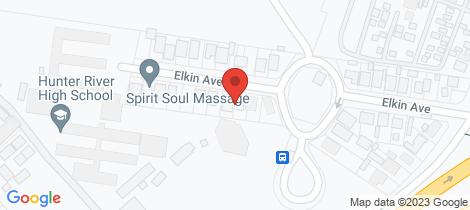 Location map for 20 Elkin Avenue Heatherbrae