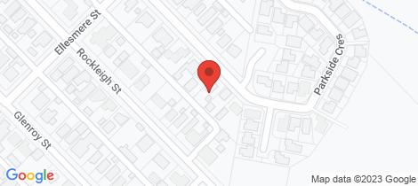 Location map for 37 Farnsworth Street Thornton