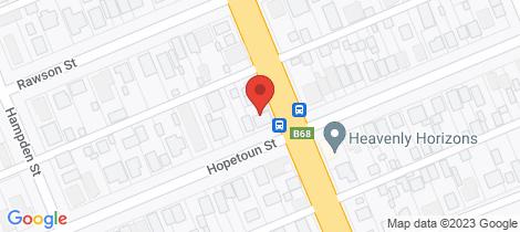 Location map for 29 Victoria Street Kurri Kurri