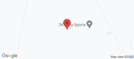 Location map for 203 Sandgate Road Birmingham Gardens