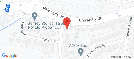 Location map for 45 Sunset Boulevarde North Lambton