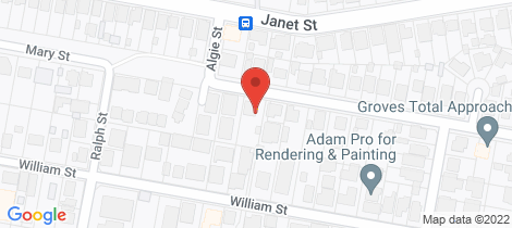Location map for Lot 2/29 Mary Street Jesmond