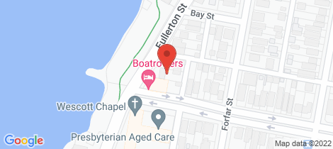 Location map for 132 Fullerton Street Stockton