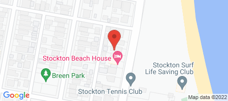 Location map for 157 Mitchell Street Stockton