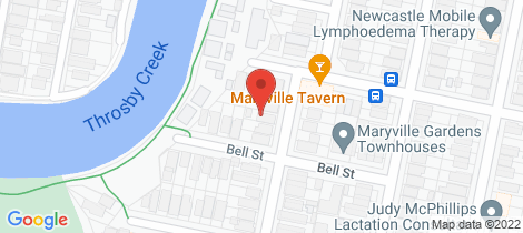 Location map for 46 Lewis Street Maryville