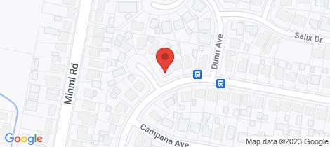 Location map for 19 Harper Avenue Edgeworth