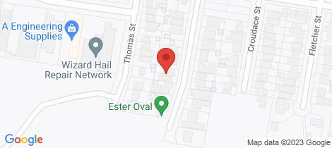 Location map for 21 Turnbull Street Edgeworth