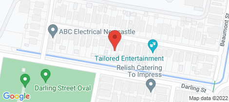 Location map for 31 Hibberd Street Hamilton South