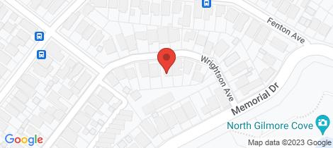 Location map for 7 Wrightson Avenue Bar Beach