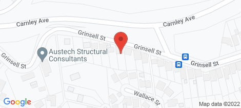 Location map for 173 Grinsell St Kotara