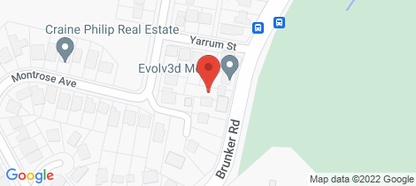 Location map for 484 Brunker Road Adamstown Heights