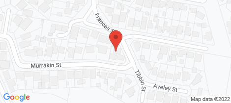 Location map for 2/5 Tibbin Street Kahibah