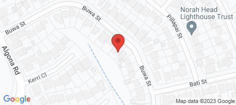 Location map for 24 Buwa Street Charlestown