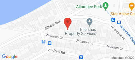 Location map for 4/72 Dilkera Avenue Valentine