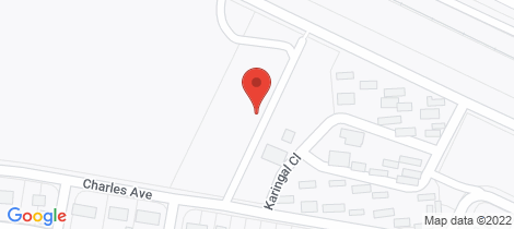 Location map for 20 CHARLES AVENUE Whyalla Norrie