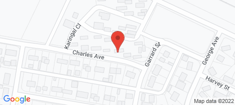 Location map for 6/6 CHARLES AVENUE Whyalla Norrie