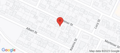 Location map for 33 MORTIMER STREET Whyalla Stuart